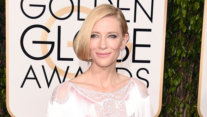 Cate Blanchett Stuns in Givenchy (and don't you dare say otherwise)