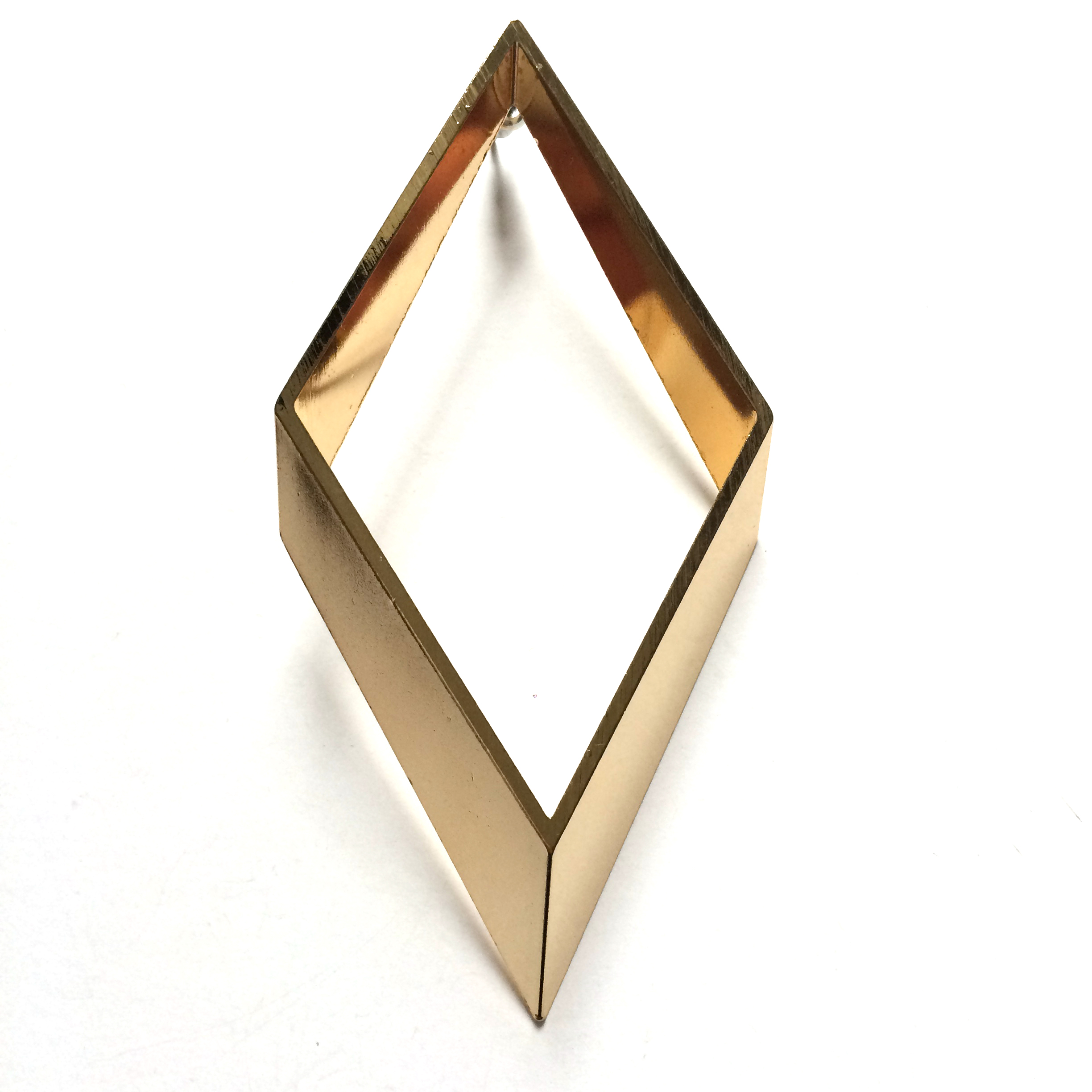 Statement Rhombus Earring