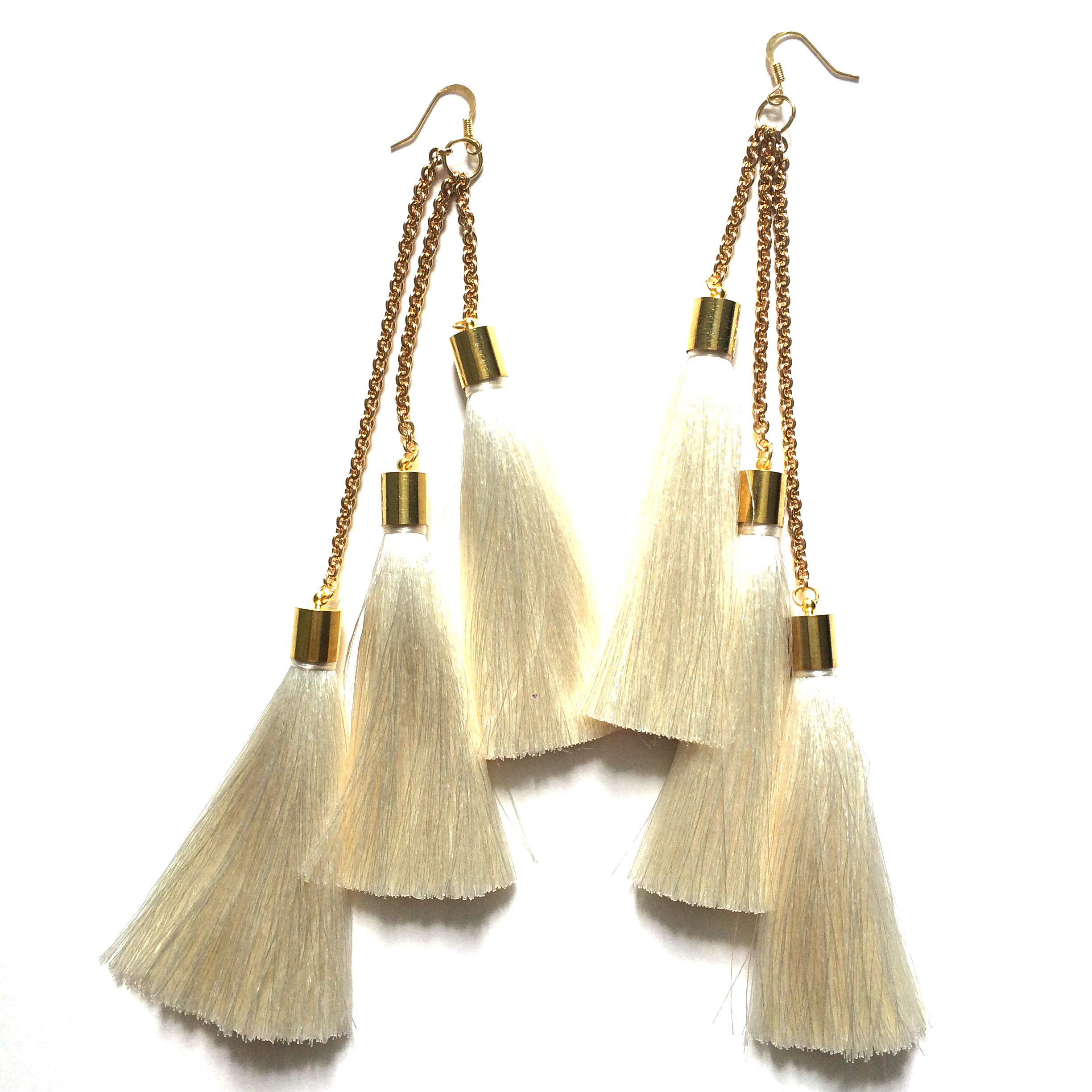 earrings cato seed l tassel bead fashions drop tassle circular