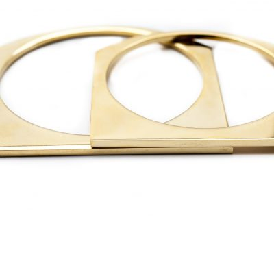 Haarstick Square Top Bangles