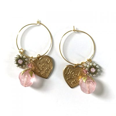 Haarstick's Charm Earrings